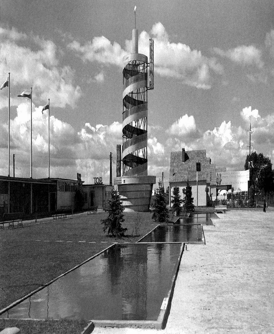 Zdjęcie numer 3 w galerii - Zobacz bezcenne zdjęcia nowoczesnej Warszawy z lat 30.