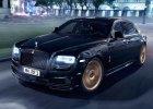 Rolls-Royce Ghost by Spofec | Czyste z�oto