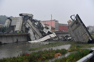Znani miliarderzy w tarapatach po katastrofie w Genui. 5,4 mld euro strat w trzy dni