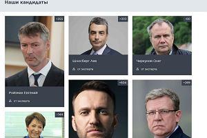 """Kto """"Zamiast Putina""""? Chodorkowski szuka prezydentowi Rosji godnego rywala"""