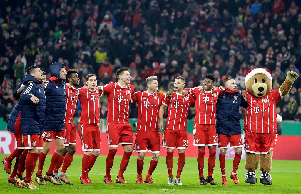 Zdjęcie numer 2 w galerii - Bundesliga. Bayern Monachium ma problem. Kolejna kontuzja