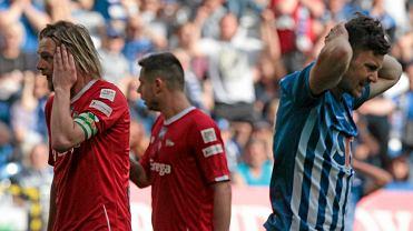 Lech Poznań - Lechia Gdańsk 0:0. Dawid Kownacki