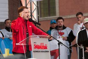 Duda ostrzega Lidl przed wojn�: Je�li nie podoba si� polskie prawo, niech wyje�d�aj� tam, sk�d przyszli
