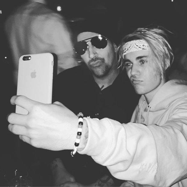 Justin Bieber, fot. https://www.instagram.com/justinbieber/