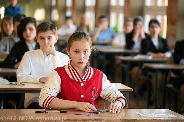 Koniec egzaminu sz�stoklasisty. Co zamiast?