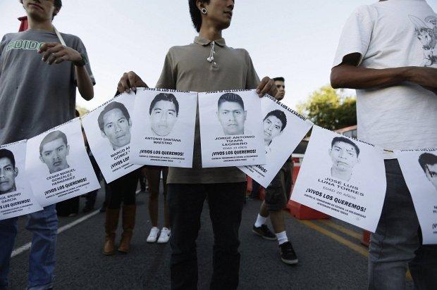 Meksyk: Burmistrz miasta i jego �ona zatrzymani w zwi�zku ze znikni�ciem student�w. Zlecili porwanie?