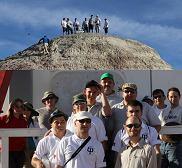 Białostocki łazik marsjański najlepszy na świecie! Hyperion szaleje w Utah
