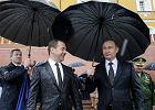 Oto (p)rezydent, czyli Putin też był Stirlitzem
