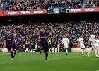 La Liga. Barcelona - Real Madryt. Leo Messiego zastąpiła cała drużyna