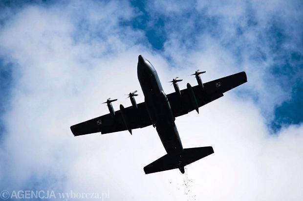 Norweski Hercules C-130 zaginął podczas ćwiczeń NATO