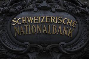 Bank Szwajcarii gotowy do kolejnej interwencji w sprawie franka