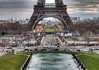 Francja. Pary� - Trocadéro, Passy, wie�a Eiffla i Invalides