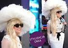 Lady Gaga w MTV First w sukience Toma Forda