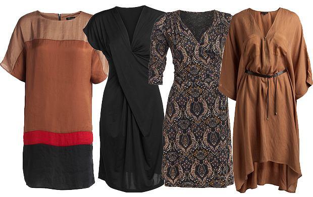 5f7f791a54 Jesienne sukienki z Kappahl
