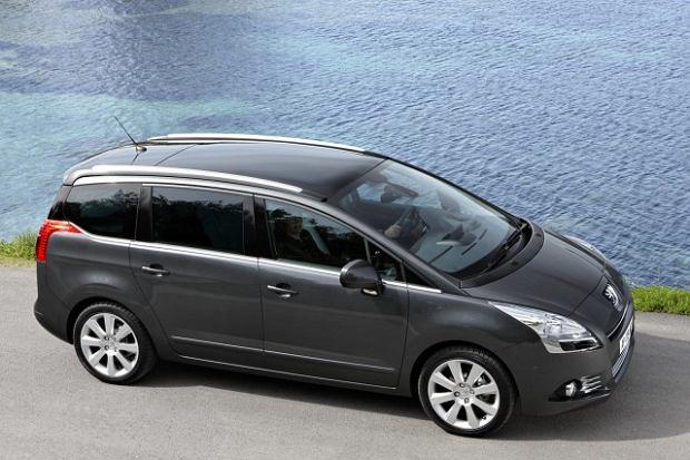 Peugeot 5008 1.6 THP - test | Za kierownicą