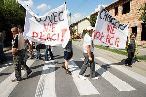 Polscy podwykonawcy firmy COVEC zostali na lodzie