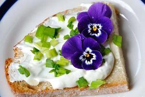 Kuchnia w kwiatach