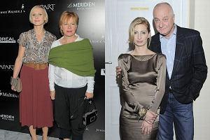Magdalena Schejbal z ojcem i Paulina Holtz z mam�