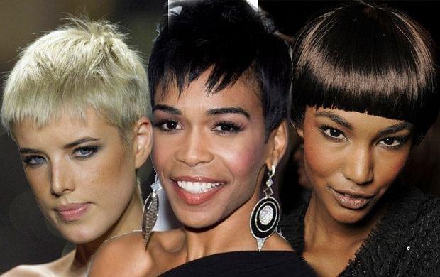 Krótkie włosy - najmodniejsze propozycje fryzur!
