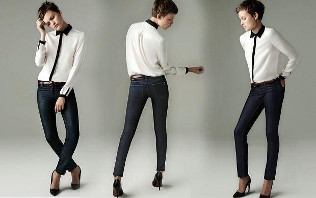 b243fb16a9454 Nowa kolekcja spodni Zara - październik 2011