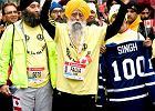 Ma 100 lat i uko�czy� maraton