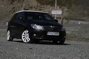 Skoda Fabia RS | D�ugi dystans - 16 tys. km
