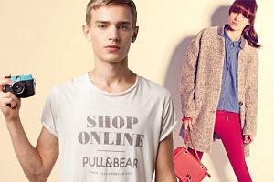 Pull and Bear online wysyła do Polski