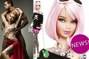 Wytatuowana Barbie - nast�pi zmiana kanonu kobiecego pi�kna?