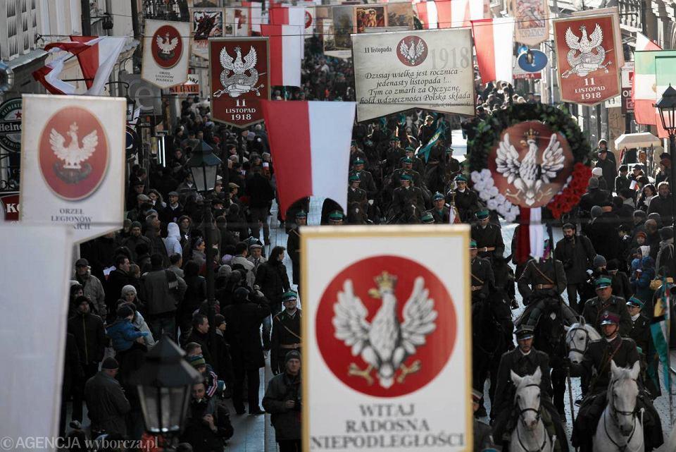 55e6fcd4a5 Plany Krakowa na świętowanie 100. rocznicy odzyskania niepodległości