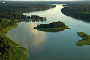 Najlepsze w Polsce: Mazury w pierwszej czternastce nowych cudów świata