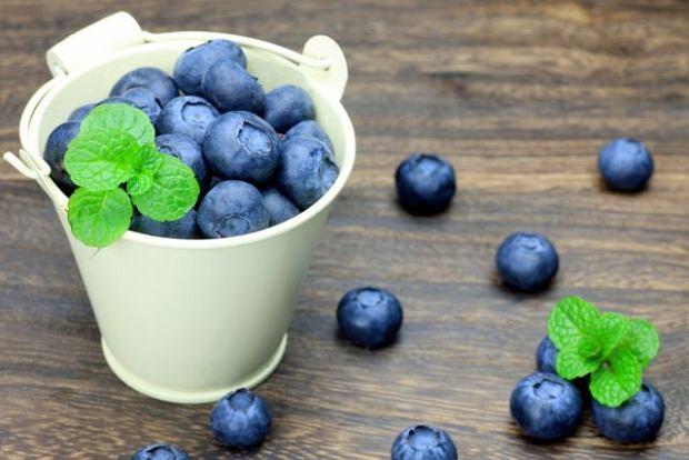 Owoce leśne od wieków uchodzą za doskonałe środki przeciwzapalne