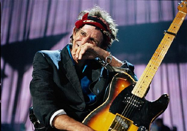 "Do internetu trafił zwiastun dokumentu ""Under The Influence "", którego bohaterem jest Keith Richards."
