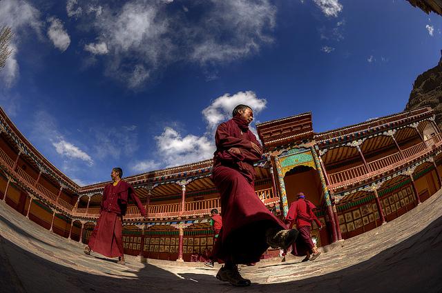 Indie, Ladakh,trekking w Himalajach / fot. irumge/CC/Flickr.com