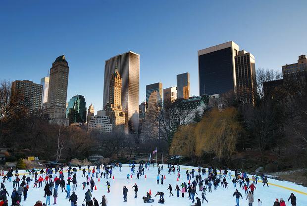 Nowy Jork w grudniu - co warto prze�y�, gdzie kupi� prezenty?
