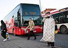 Autokary do stolicy biją rekordy popularności