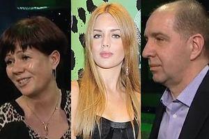 Olga Kaczy�ska, Jolanta Kaczy�ska, Roman Kaczy�ski.