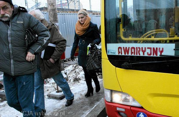 �rednio co drugi autobus wroc�awskiego MPK je�dzi niesprawny