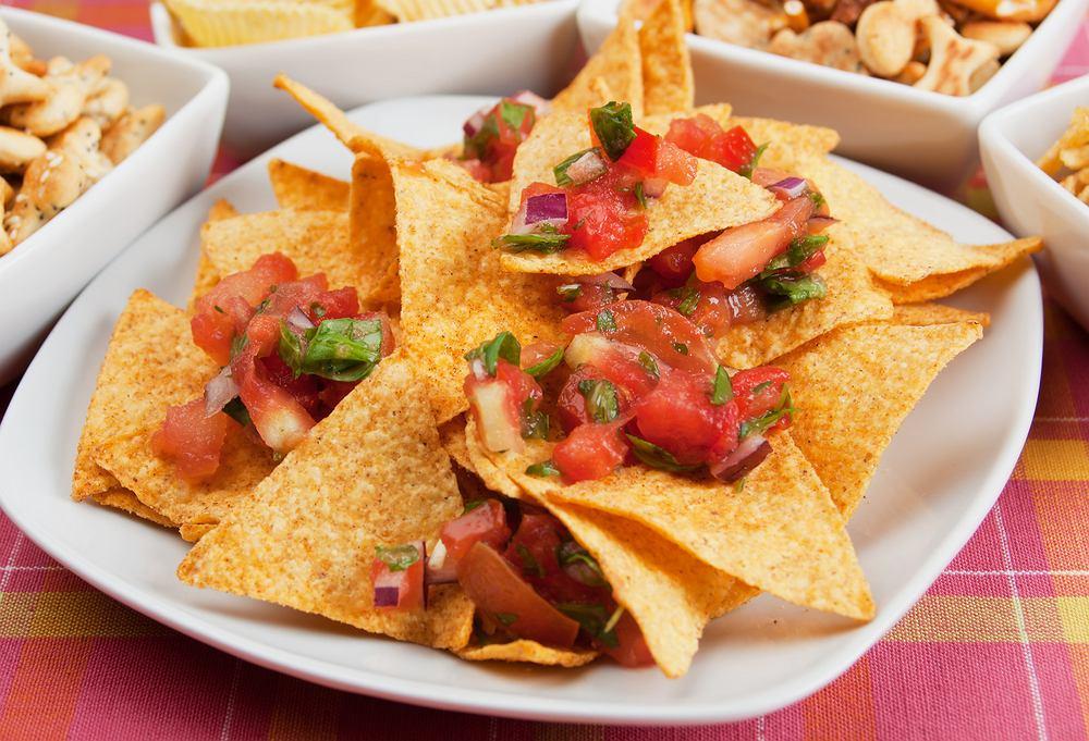 nachos, maksyk, kuchnia meksykańska