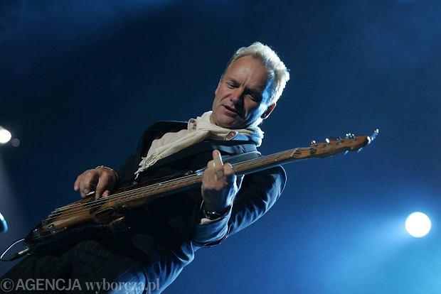 Sting i Paul Simon otworz� swoj� tras� koncertow� w Krakowie