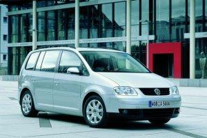Volkswagen Touran (2002 - 2010) - opinie Moto.pl