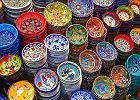Turcja, ceramika na bazarze, Turcja zdj�cia