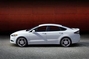 Salon Detroit 2012 | Ford Fusion