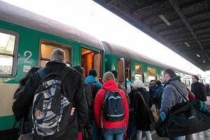 Poznań: Uczniowie wygrali z koleją. Pojadą w ludzkich warunkach