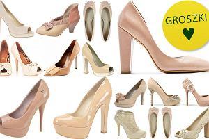 604f4bad03557 Na ślub: buty cieliste zamiast białych