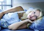 Problemy ze snem - trzy przyczyny