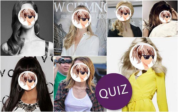 QUIZ: Do jakiej gwiazdy należy ta fryzura?