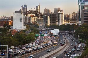 Podr� do Sydney