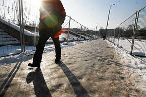 Mr�z trzyma. W Suwa�kach najzimniej w Polsce: minus 27,3 st. C.