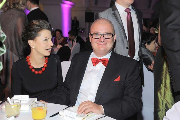 Michał Kamiński, Anna Kamińska, bal dziennikarzy