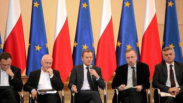 Otwarta debata o ACTA w kancelarii premiera. Tusk zapowiedział wówczas ujawnienie instrukcji negocjacyjnych